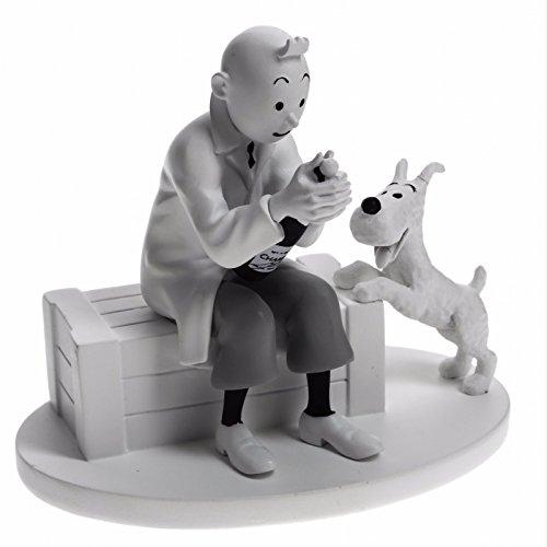 Figura de colección Tintín y Milú presos Hors-Série N°9 42176 (2016)