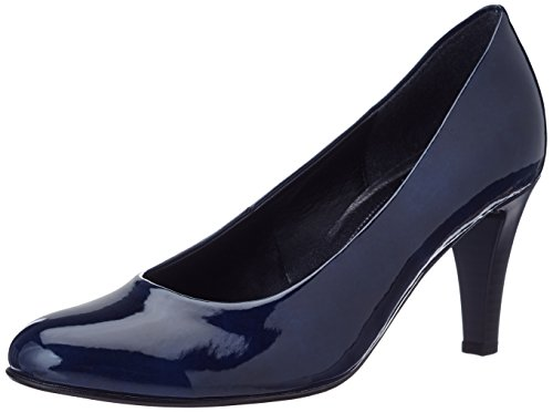 Gabor Shoes Fashion, Scarpe con Tacco Donna Blu (marine 76)