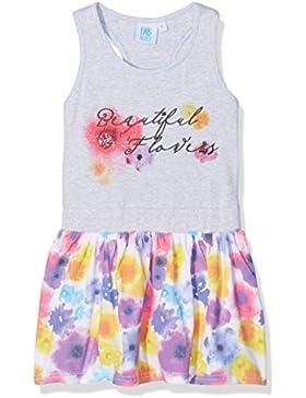 FABTASTICS Mädchen Jersey Kleid mit Blumen Print