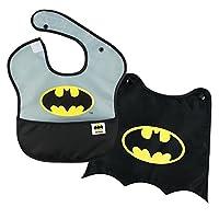 Bumkins DC Comics Batman Logo Superbib With Cape, 6 to 24 months