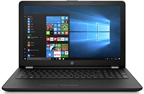 HP 15 Core i5 8th gen Laptop (8GB/1TB HDD/Windows 10 Home/Black/1.95kg), 15q-bu101TU