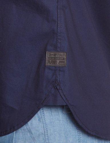 G-star - Chemise - Homme Bleu (Rinsed)