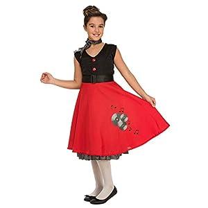 My Other Me Me-203880 Disfraz Chica Ye para niña, 10-12 años (Viving Costumes 203880