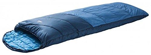 McKinley Comfort Sac de Couchage Couverture, Mixte, Comfort, Bleu, 195L