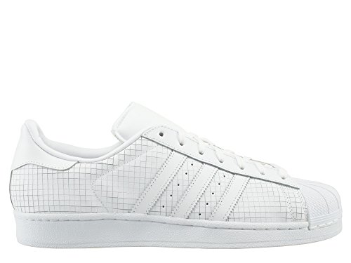 Basket adidas Originals Superstar - Ref. AQ8334 Blanc