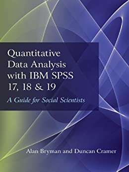 quantitative spss In this course, yash patel dives into spss, focusing on how to run and interpret data for the most common types of quantitative tests topics include t-tests, analysis of variance (anova), and understanding the statistical measurements behind academic research.