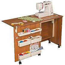 Comfort 1 | Mesa para máquina de coser | (Beech Ellmau, M (Air