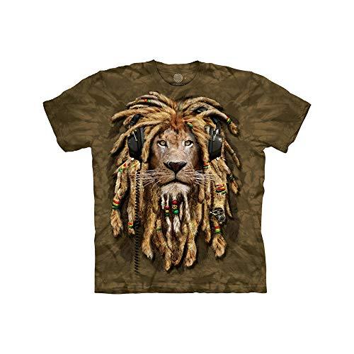 The Mountain Mädchen Dj Jahman Kids Tee T-Shirt grün M -