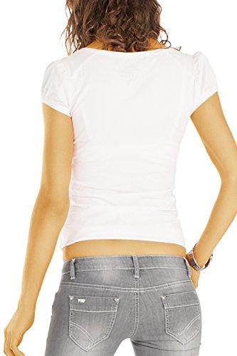 BestyledBerlin -  Jeans  - skinny - Donna Grigio