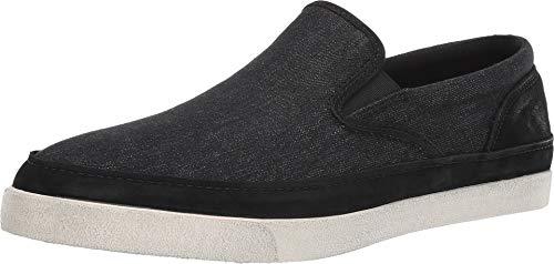 John Varvatos Hombres Loafers Schwarz Groesse 10 US /44 EU (John Varvatos Schuhe)