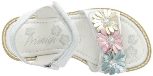 Primigi Ianna, Sandales fille Blanc (Bianco)