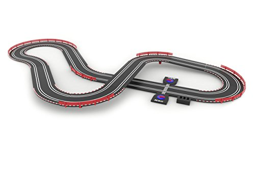 Scalextric Speed Devils, Color Rojo (Scale Competition Xtreme S.L. C10255S500)