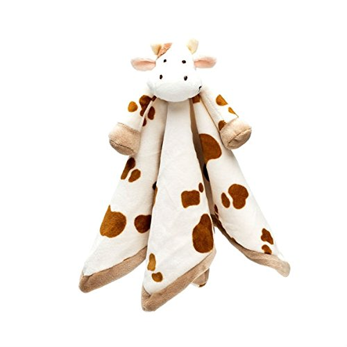 Teddykompaniet Cow Babies Comforter Blanket