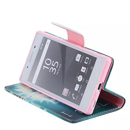 Chreey Coque Apple Iphone 4 / 4S (3.5 pouces) ,PU Cuir Portefeuille Etui Housse Case Cover ,carte de crédit pour , serrures magnétiques, support pliable, idéal pour protéger votre téléphone Blanc pissenlit