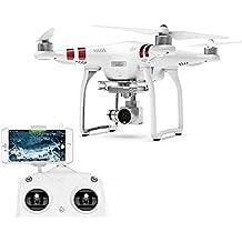 DJI Phantom P3 Standard Drone 2K Camera 12MP 720P Real Time View GPS