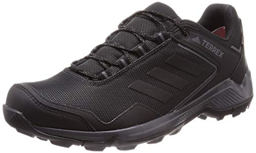 adidas Herren Terrex EASTRAIL GTX Walkingschuhe, Schwarz Carbon/Core Black/Grey Five, 41 1/3 EU
