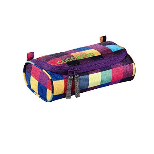 Preisvergleich Produktbild Coocazoo Stifteetui RollerCoaler Melange A Trois Pink melange a trois pink