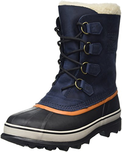 Sorel Men Caribou Wl Snow Boots, Blue (Nocturnal 591), 11 UK 45...