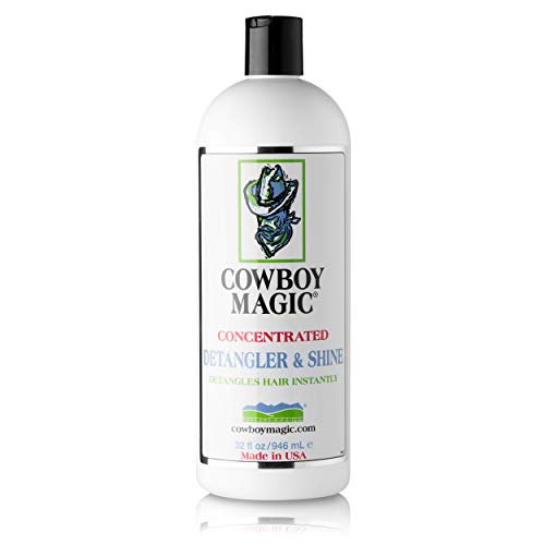 Shine Detangler (Cowboy Magic Detangler & Shine - 946 ml)