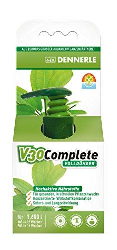 Dennerle 4457 V30 Complete Volldünger für Aquarienpflanzen, 50 ml