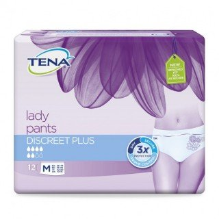 TENA LADY Pants Discreet plus M 72 St by Tena