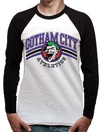 Batman Men's Team Joker Long Sleeve Top