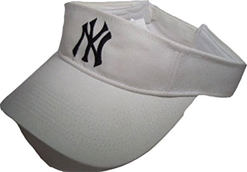 ny-visor-berretto-major-league-baseball-bianco-blu-art-n-j18649736-taglia-unica-100-cotone