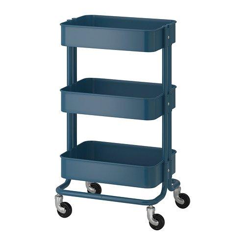 IKEA Raskog Allzweckwagen dunkelblau
