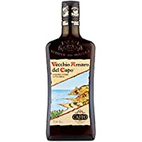 Caffo Vecchio Amaro Del Capo Liquore d'erbe di Calabria, 700 ml