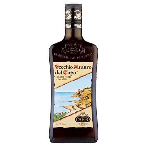 Caffo Vecchio Amaro Del Capo Liquore derbe di Calabria 700 ml