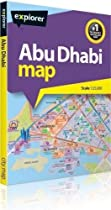Abu Dhabi Explorer Map