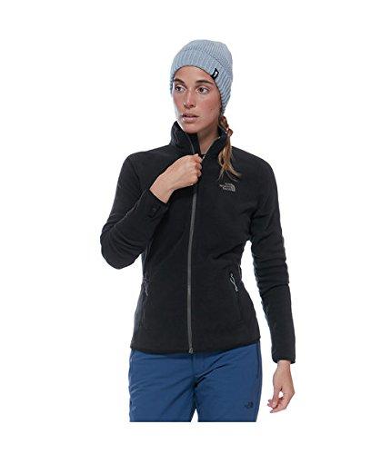 41gXaDlrEjL - The North Face Women W 100 Glacier Full Zip Outdoor Jacket