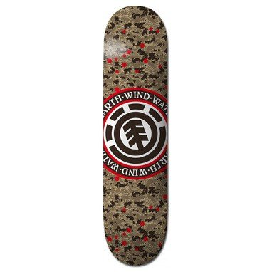 Skateboard Deck Element Griffin Seal 8
