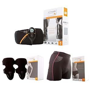 slendertone kombi slendertone premium abs bottom arms sport freizeit. Black Bedroom Furniture Sets. Home Design Ideas