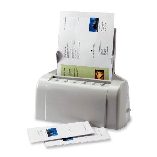 Sparco Größe Tisch Falzmaschine, Buchstaben, 14-1/10,2x 15,2x 35,6cm, Putty (spr18726)