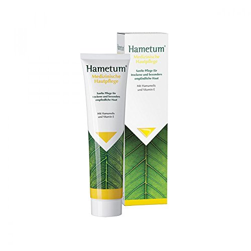 Hametum Medizinische Hautpflege, 100 g Creme