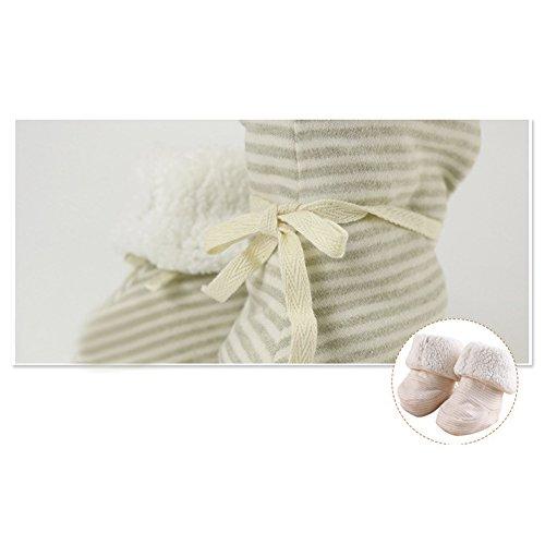 Lauflernschuhe Babyschuhe Monaten Grün Für Erstlingsschuhe Baumwolle Easy 6 0 Just tqw4C