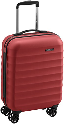 american-tourister-palm-valley-spinner-equipaje-de-cabina-rojo-bright-red-s-55cm-32l