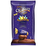 Cadbury Choclairs Gold (115 Candies), 713gm Birthday Pack