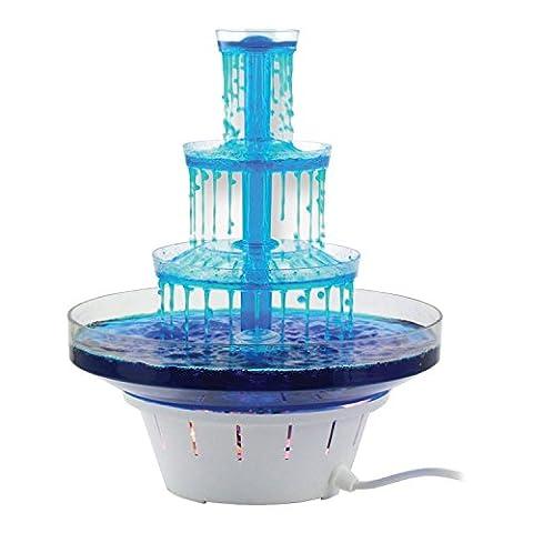 Cake Water Fountain - Water fountain for cake display, Flower arrangement display etc