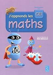 J'apprends les maths CE1 (nouvelle édition conforme aux programmes 2016)