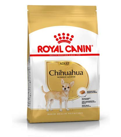 Maltbys' Stores 1904 Limited 3kg Royal Canin CHIHUAHUA ADULT Breed Health Nutrition Dog food