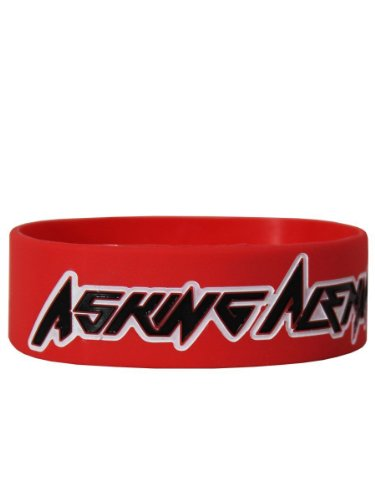 Asking Alexandria Handgelenk City Rot Armband [Apparel] (Asking Alexandria-armband)