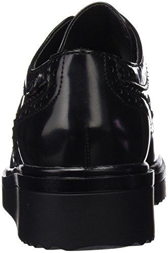 Xti Zapato Sra. C. Negro ., flâneurs femme Noir