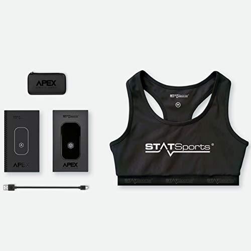 STATSports Apex Athlete Series - Rastreador GPS fútbol