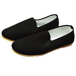 Kung Fu Zapatos con suela...
