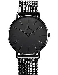 Damenuhren schwarz metall  Amazon.de: Damenuhren: Uhren
