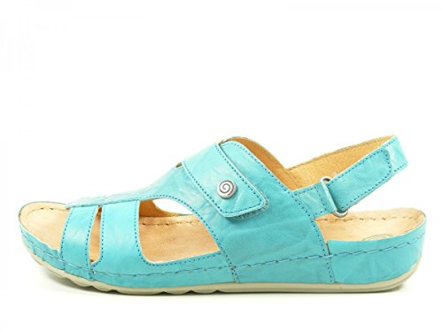 Dr. Brinkmann 710682 sandales mode femme Türkis