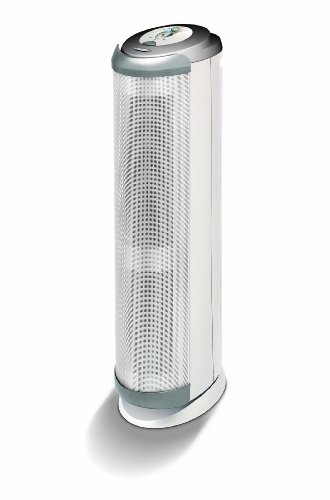 Bionaire - BAP1700-I - Purificateur d'air programmable - Blanc/Inox 65 W