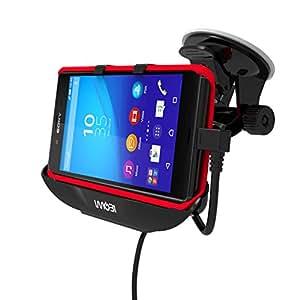 iMoBi Aktiv KFZ Halterung / Autohalterung für Sony Xperia Z3+ 360° LÄNGS und QUER Betrieb möglich